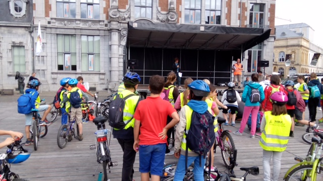 Juin 2016 - Activité pro vélo